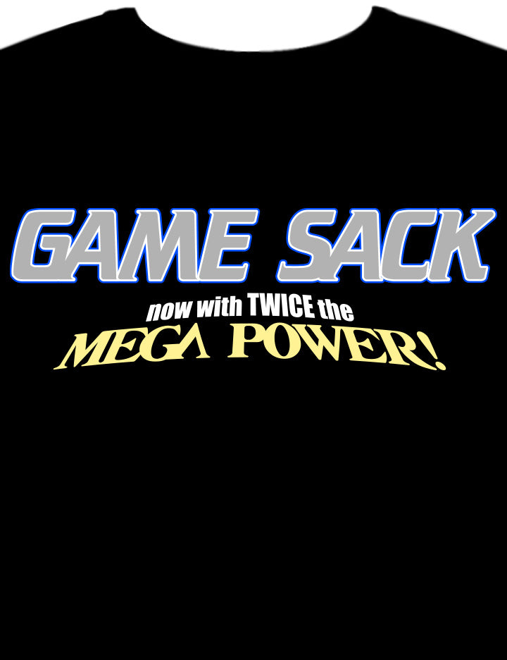 Game Sack MEGA POWER T-Shirt