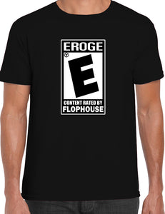 Matt McMuscles Rated E Shirt