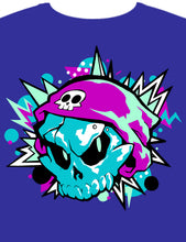 Load image into Gallery viewer, Matt McMuscles Skull Shirt