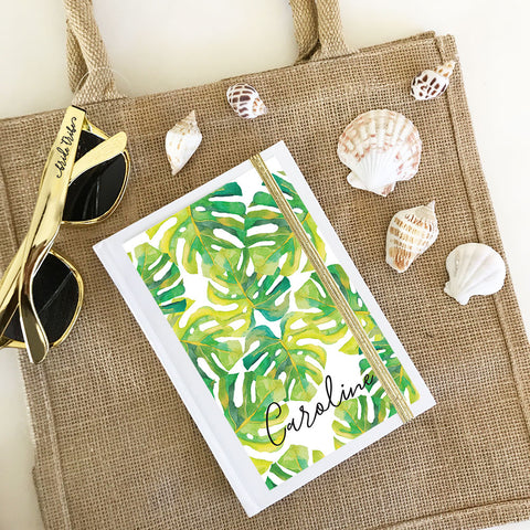 Tropical Beach Journal