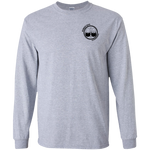BeardedGuysGaming Dual Beard (Black Logo) 2.0 Long Sleeve Tee