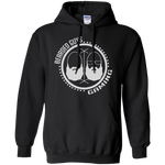 BeardedGuysGaming Dual Beard (White Logo) Hoodie