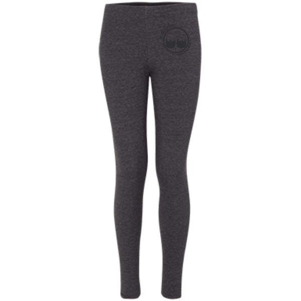BeardedGuysGaming Dual Beard (Black Logo) Women's Leggings