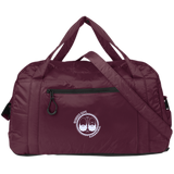 BeardedGuysGaming Dual Beard (White Logo) Intuition Bag
