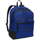 BeardedGuysGaming Dual Beard (Black Logo) Basic Backpack