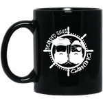 BeardedGuysGaming Pirate (White Logo) 11 oz. Mug
