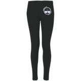BeardedGuysGaming Dual Beard (White Logo) Women's Leggings