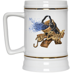 Just Bail Beer Stein 22oz