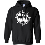BeardedGuysGaming Pirate (White Logo) Hoodie