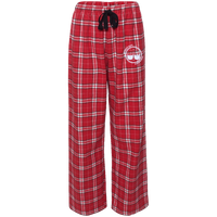 BeardedGuysGaming Dual Beard (White Logo) Unisex Flannel Pants
