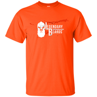 BeardedGuysGaming Legendary Beard Logo Tee