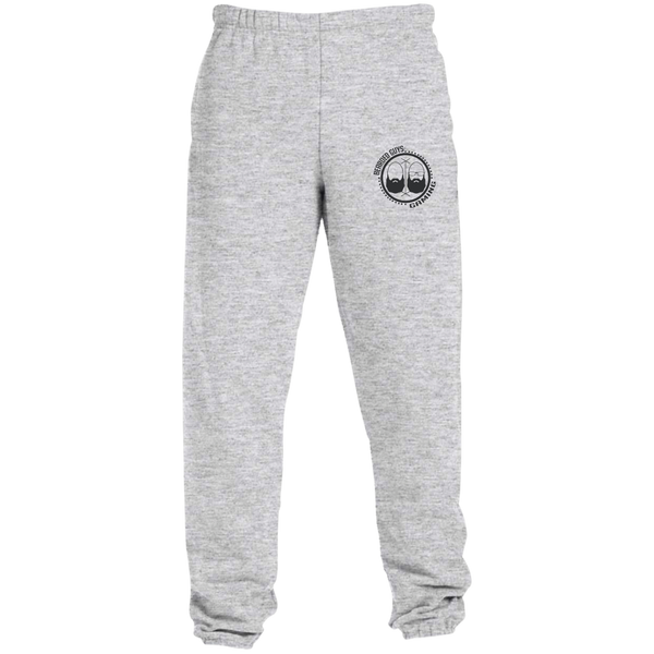 BeardedGuysGaming Dual Beard (Black Logo) Sweatpants with Pockets