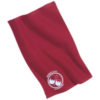 BeardedGuysGaming Dual Beard (White Logo) Rally Towel