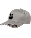 BeardedGuysGaming Grey FlexFit Hat