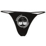 BeardedGuysGaming Dual Beard (White Logo) Thong