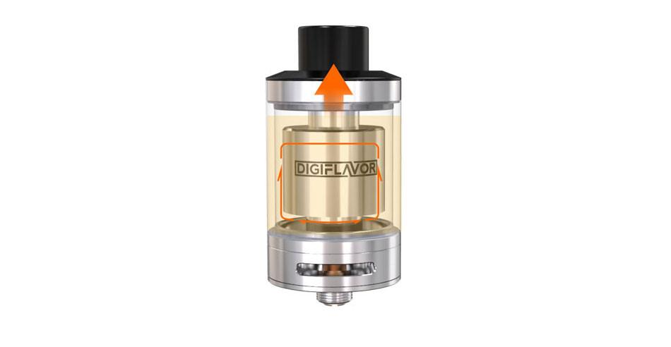 mokee club Digiflavor Fui Son Vaporizer Tank Mod Replaceable