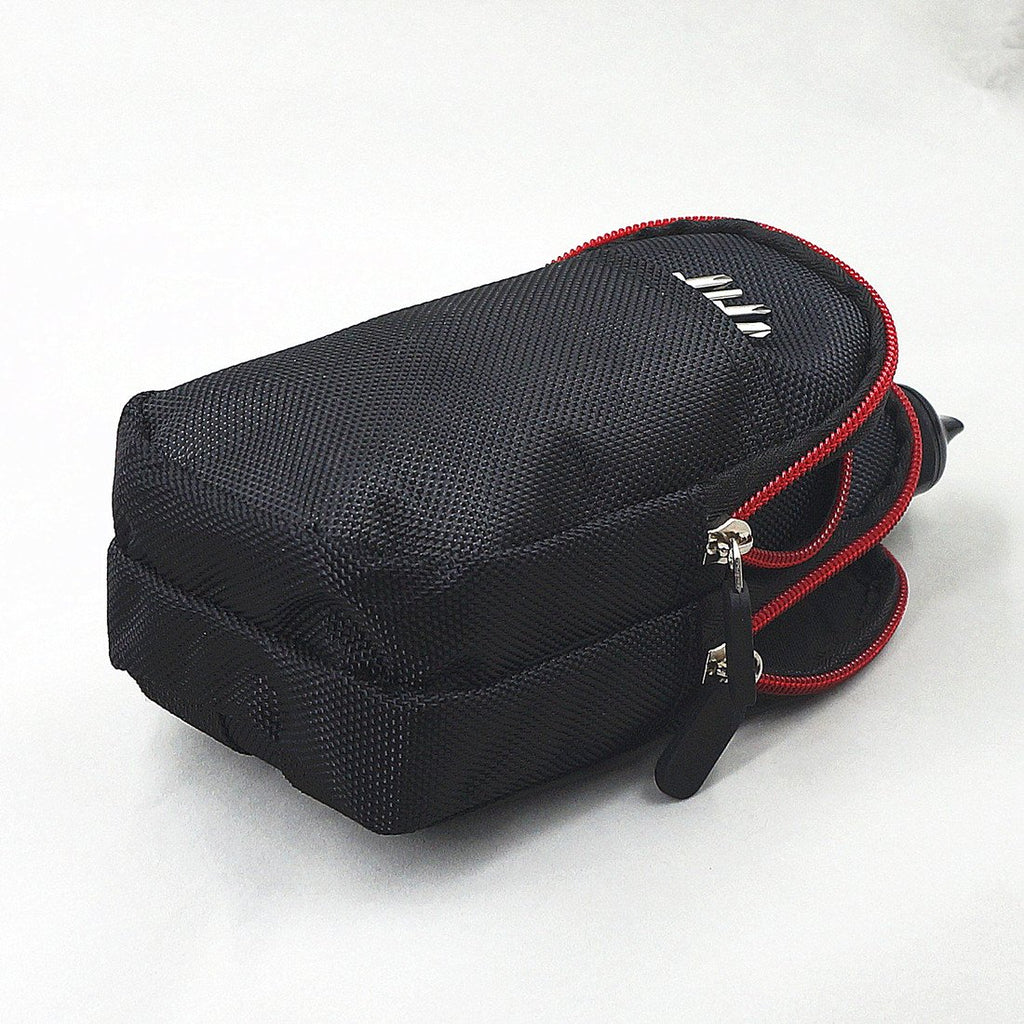 Travel Case Zipper Portable Carrying Small Storage Waist Bag Durable for Box Mod RDA RBA Atomizer Vaporizer