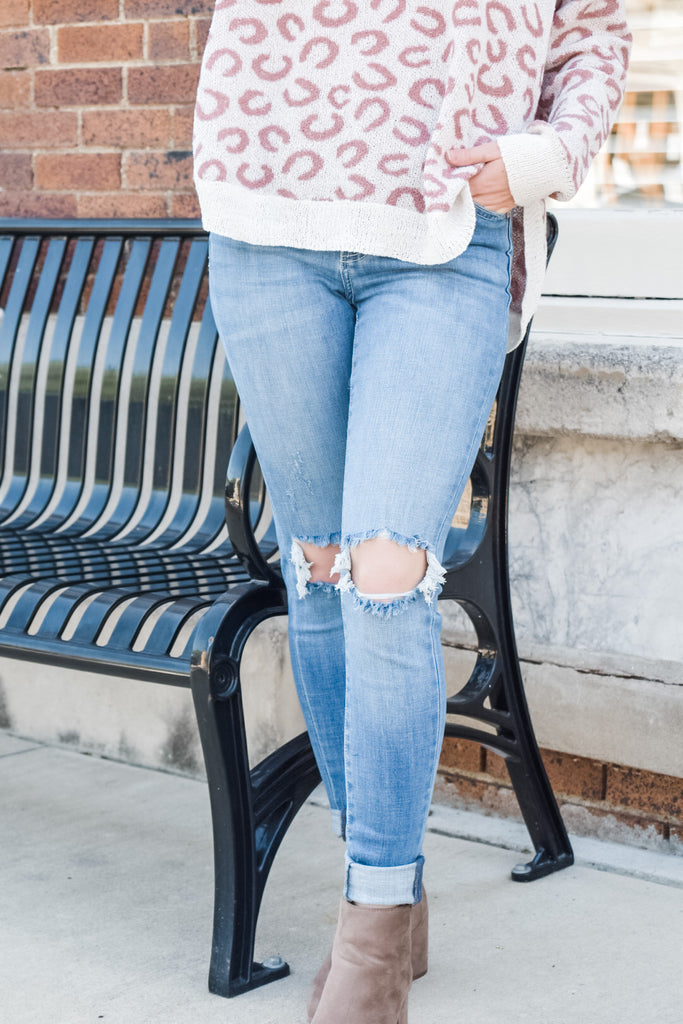 Sincerely Chic Jeans