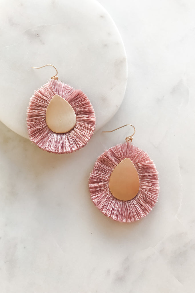 Make Me Blush Earrings