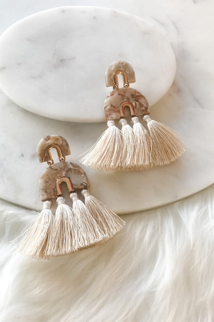 Natural Necessity Earrings