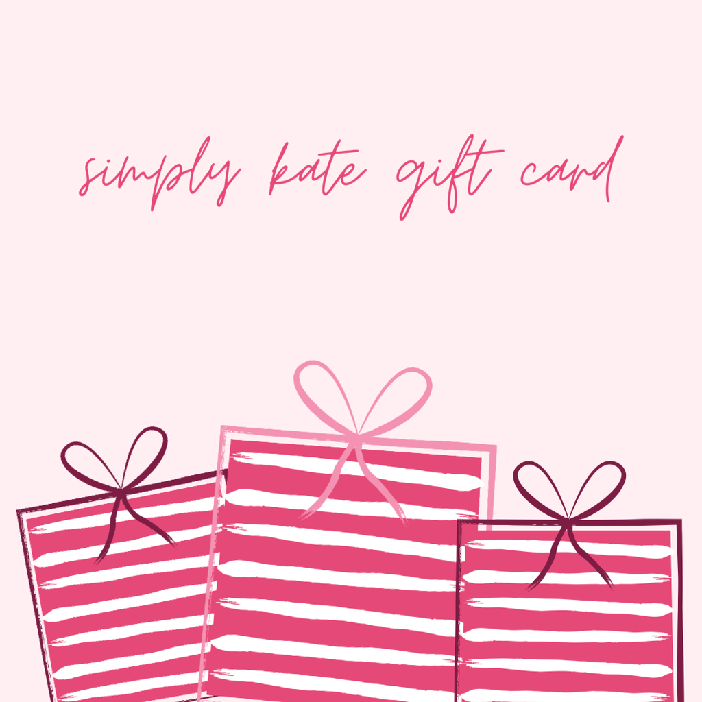 . Gift Card