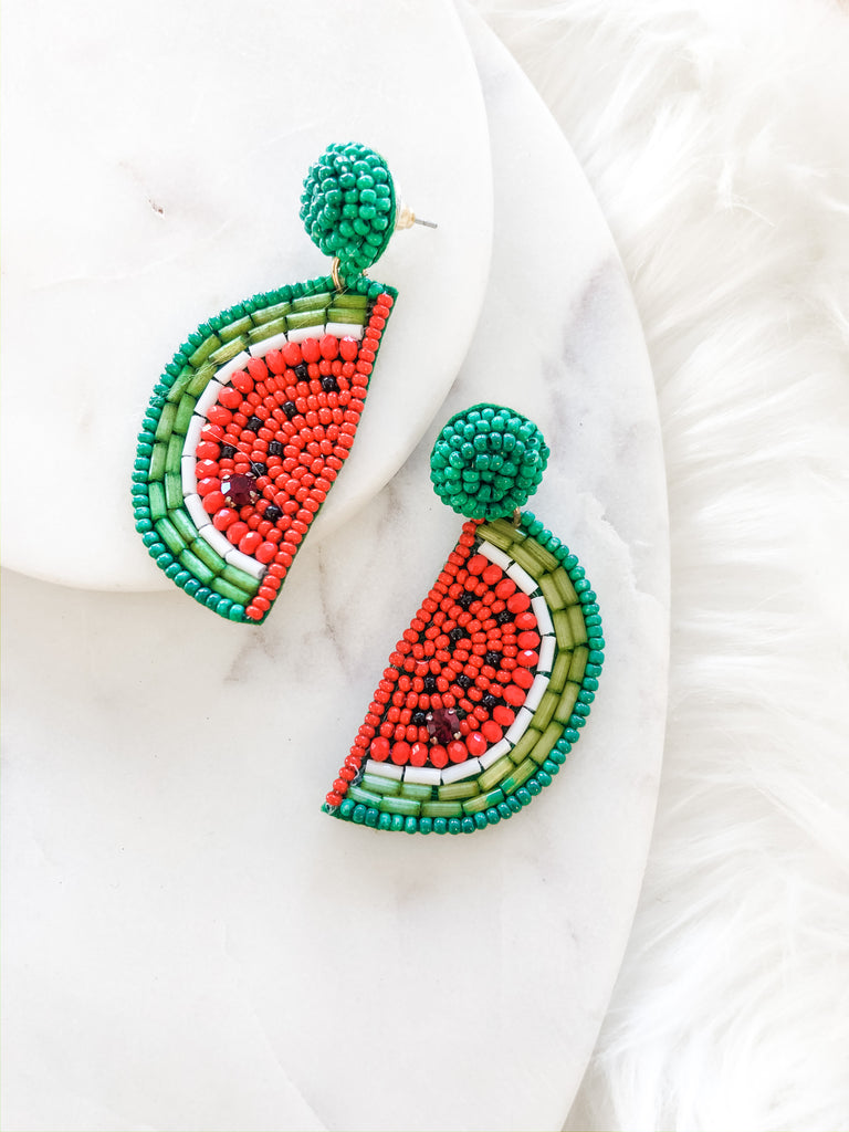 Sweet Slices Earrings