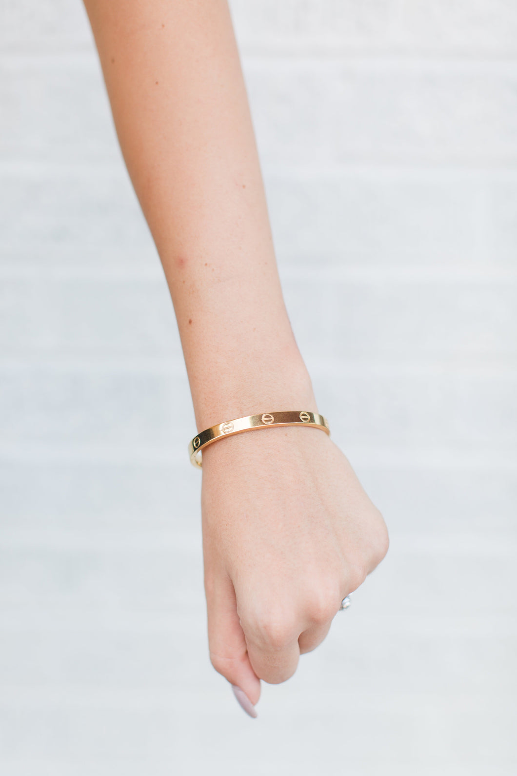The Emilee Bracelet- Gold