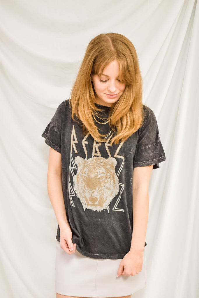 Rebel Tiger Tee
