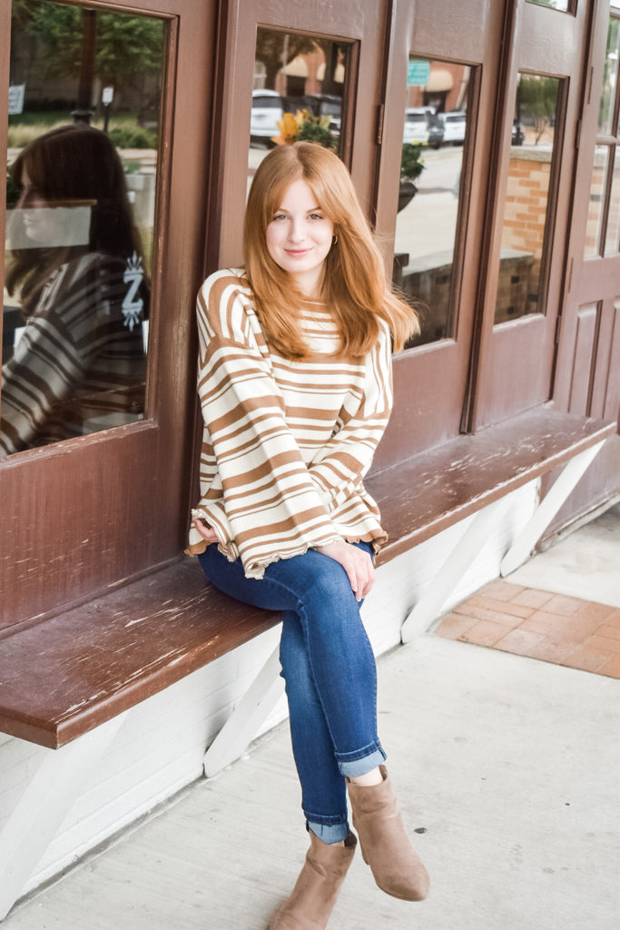 Chai Latte Sweater
