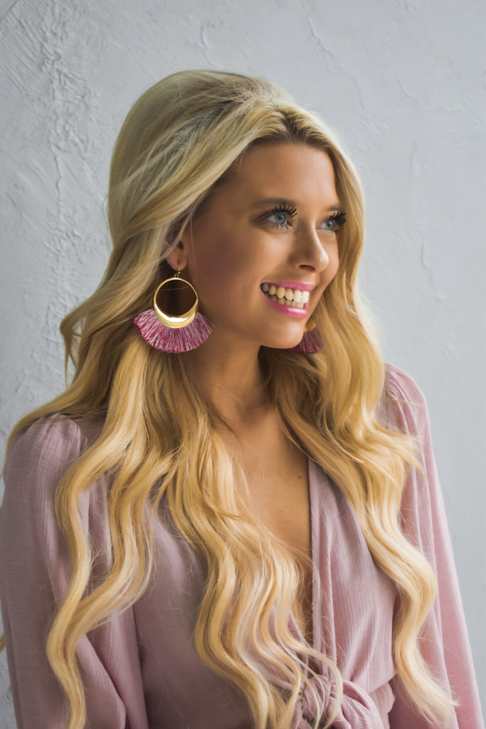 Bombshell Brunch Earrings