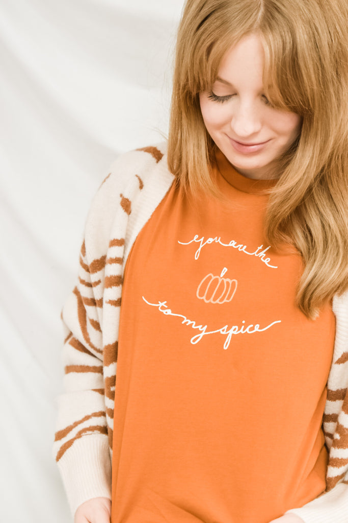 You're The Pumpkin To My Spice Tee