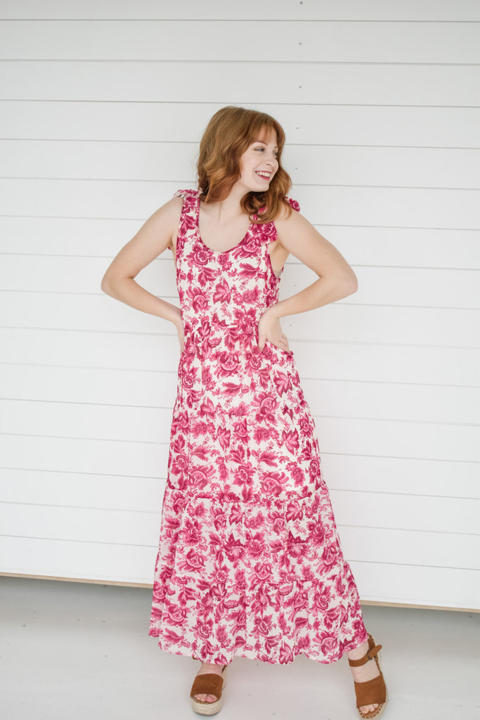 The Perfect Day Maxi Dress