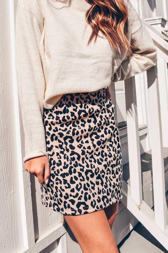 Wild For You Skirt
