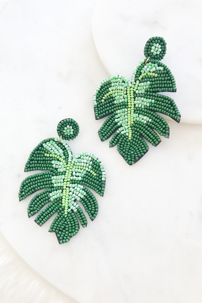 Palm Spring Earrings