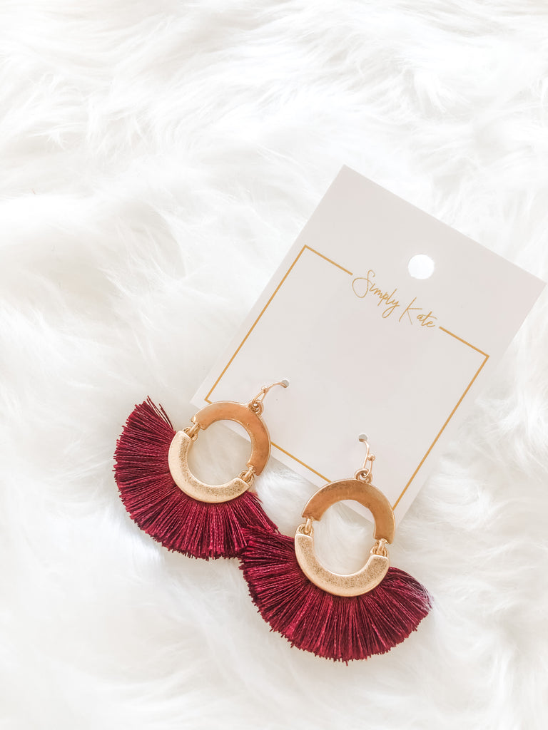 Confidence Boost Earrings