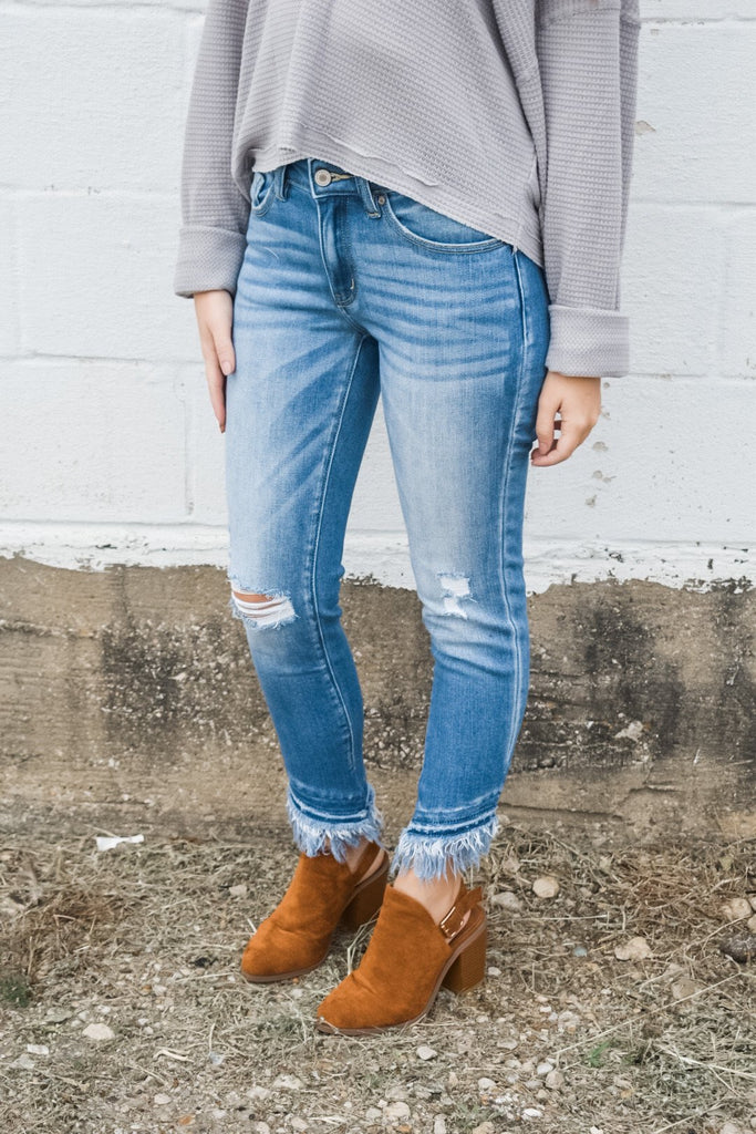 Wonderfully Made Jeans
