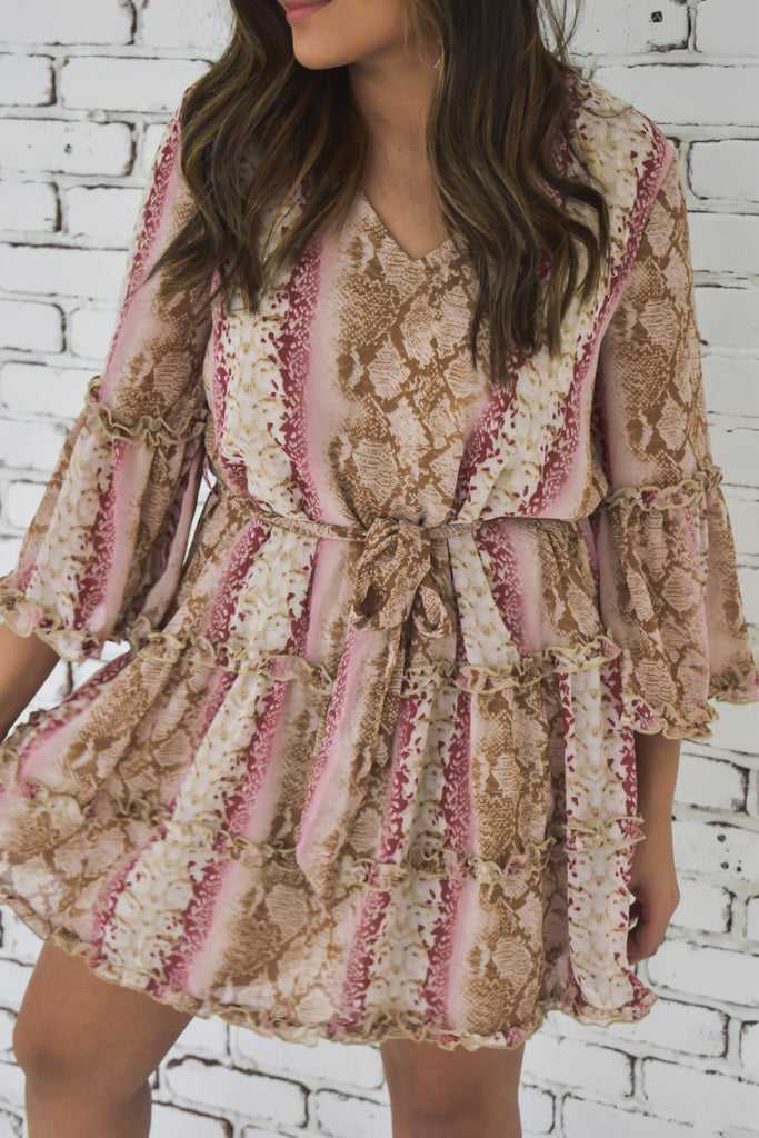 Sweet & Stunning Babydoll Dress