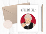 Netflix and Chill Card