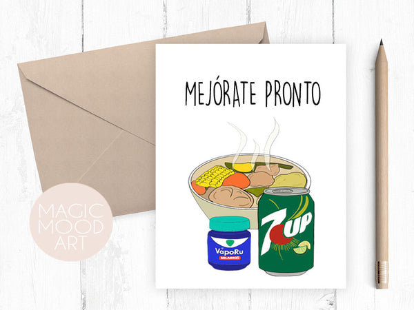 Mejorate Pronto Card