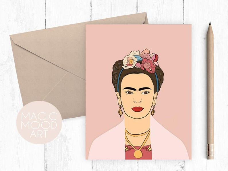 La Reina Greeting Card