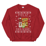 Spicy Feliz Navidad Ugly Christmas Sweater
