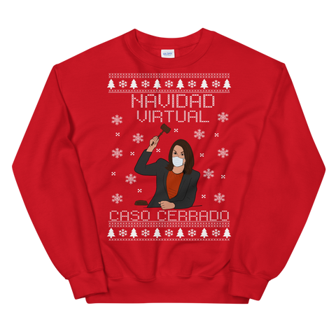 Navidad Virtual Ugly Christmas Sweater