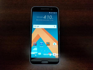 HTC 10 2PS6500 32GB - Silver - (Bell) Good Condition