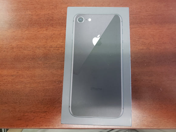 Apple iPhone 8 A1905 64GB - Space Grey- (Unlocked) New In Box