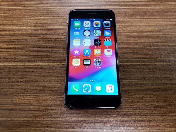 Apple iPhone 6 32GB A1549 - Space Grey (Unlocked) - Very Good Condition