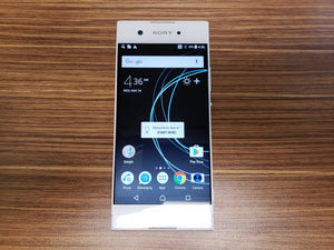 Sony Xperia XA1 G3123 - White - (Unlocked) Good Condition