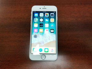 Apple iPhone 6S 64GB A1688 - White and Silver - (Unlocked) Good Condition - gorecell