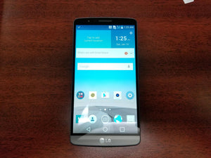 LG G3 D852 32GB Black - (Unlocked) - Good-Fair Condition - gorecell