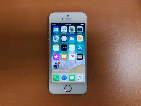 Apple iPhone SE 16GB A1723 - Rose Gold - (Sasktel) Good Condition