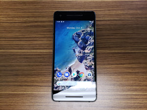 Google Pixel 2 G011A 64GB Just Black (Unlocked) Good-Fair Condition